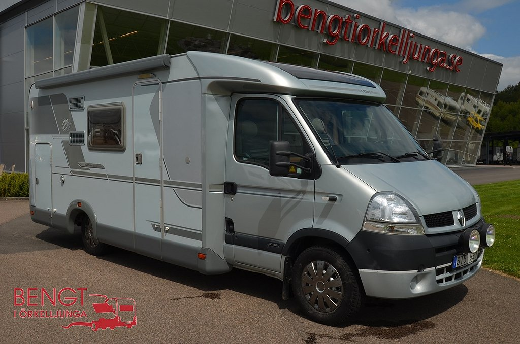 Knaus Sport Ti 650 / Dragkrok