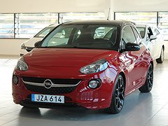 Opel Adam S 1.4 Turbo 150 HK