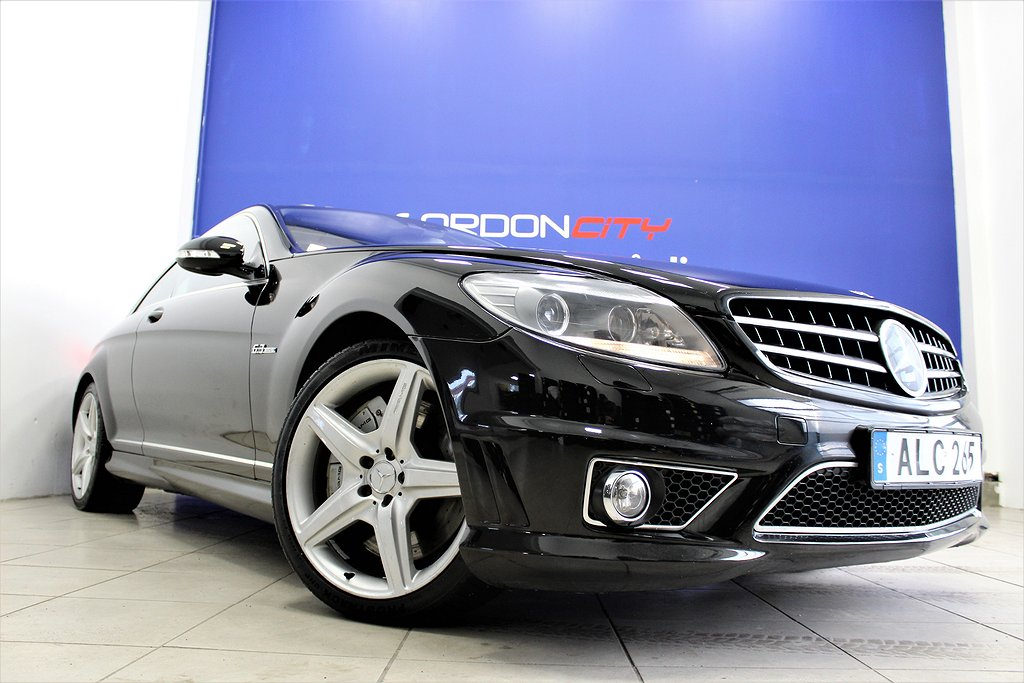 Mercedes-Benz CL 63 AMG Taklucka Mint Condition