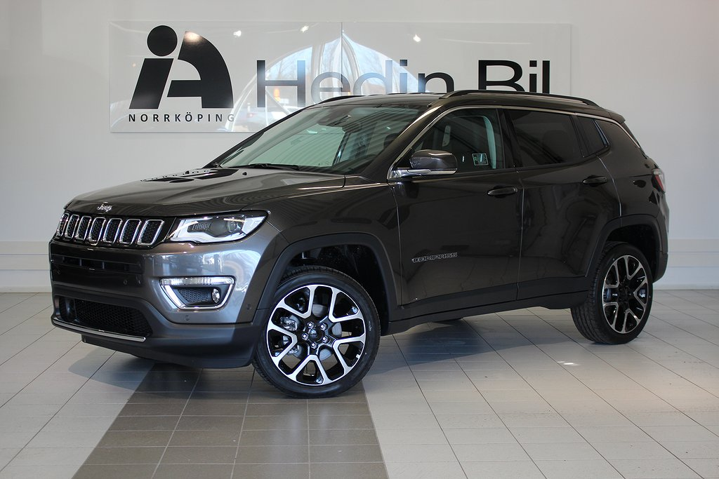 Jeep Compass LIMITED 1.4 MULTIAIR 170HK DEMO