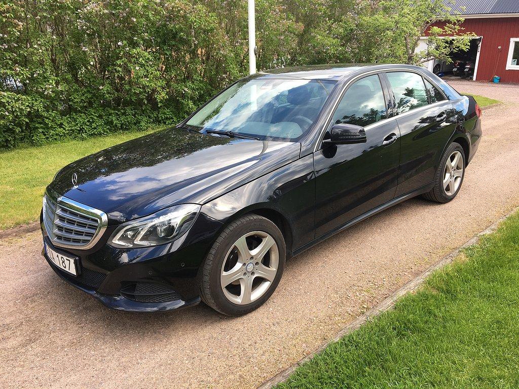 Mercedes-Benz E 220 CDI BlueEFFICIENCY 7G-Tronic Classic 170hk