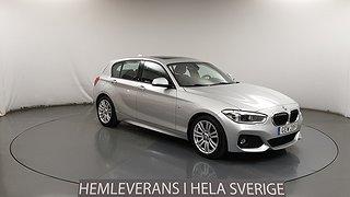 BMW 120d 5dr, F20 (190hk) M Sport