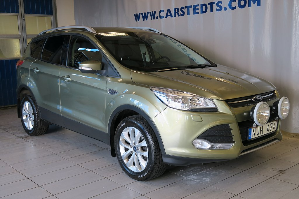 Ford Kuga 1.6T 150hk EcoBoost Trend 2wd