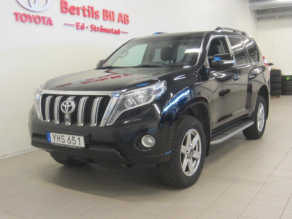 Toyota Land Cruiser 2.8 D-4D Business Plus Offroad + Visibility Navi