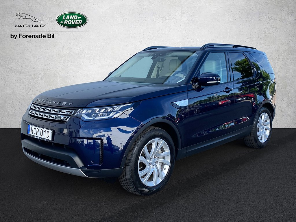 Land Rover Discovery HSE SDV6 306hk 7-sits / Leasebar