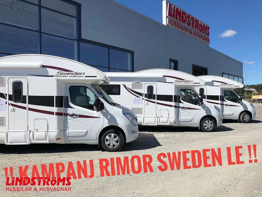 Rimor Sweden 4 KAMPANJ RIMOR 40 ÅR!
