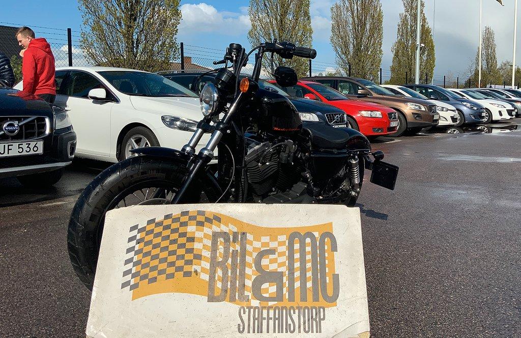 Harley-Davidson XL 1200X Fortum-Eight