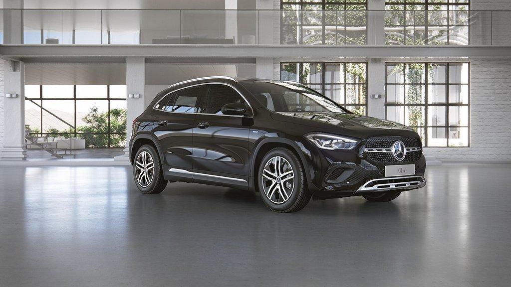 Mercedes-Benz GLA 250 e Laddhybrid // PRIVATLEASING //