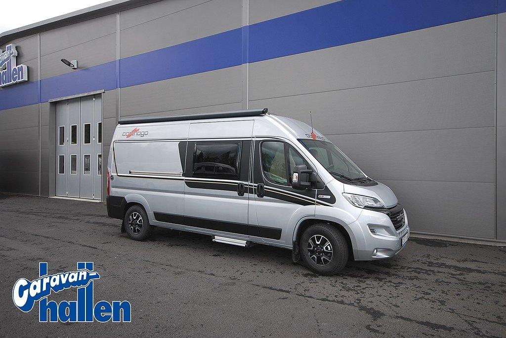 Carthago Van 600 DB low-bed