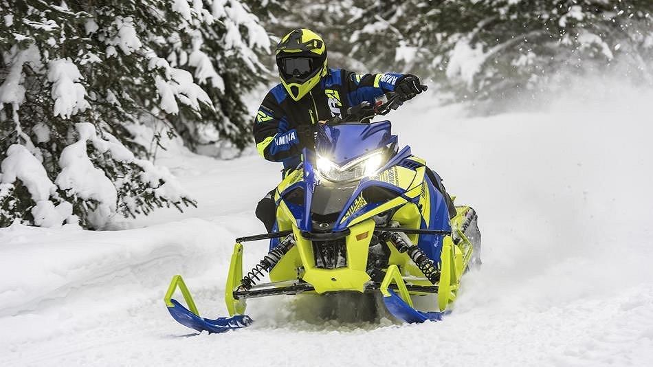 Yamaha Sidewinder LTX LE 137 2019