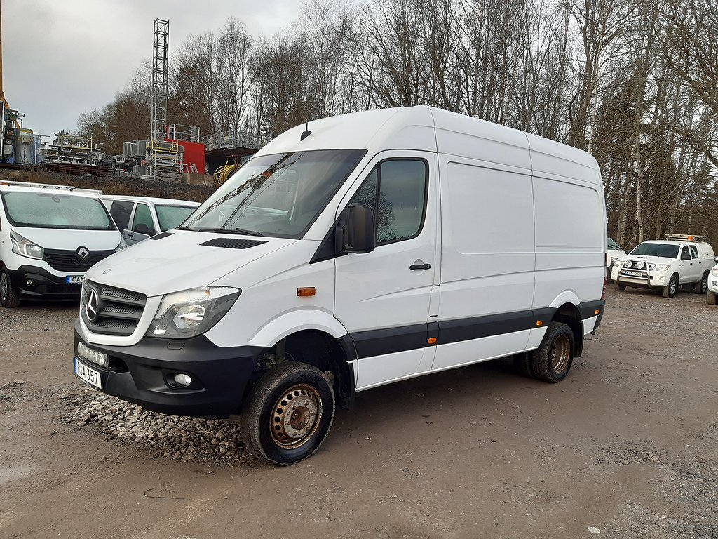 Mercedes-Benz Sprinter 516 BlueTEC 4x4 EURO6