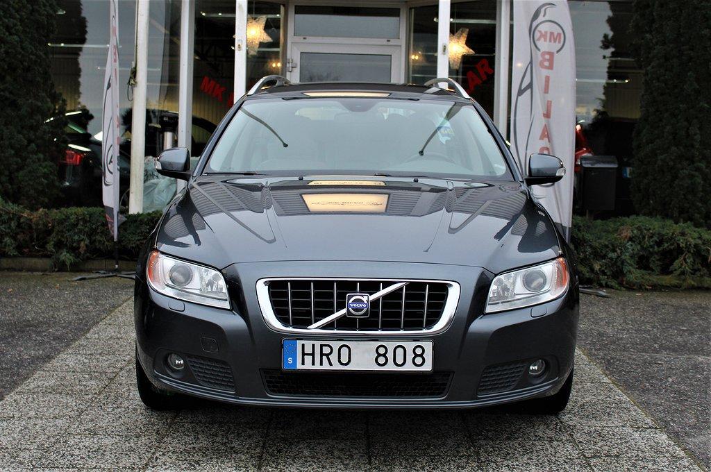 Volvo V70 2.4D Summum 163hk,Ny Kamrem Bytt