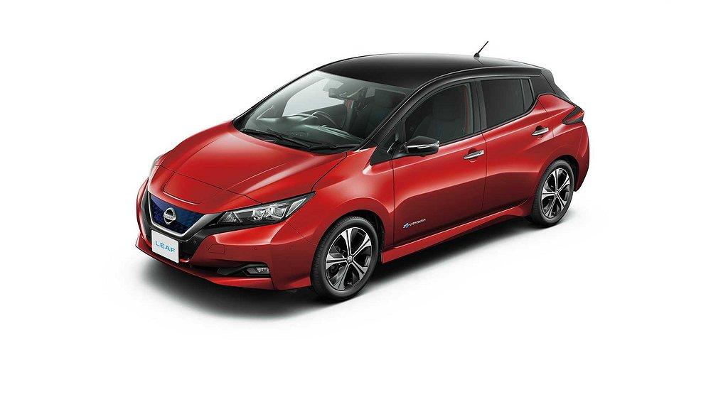 Nissan Leaf 40 kWh / TEKNA / INKOMMANDE