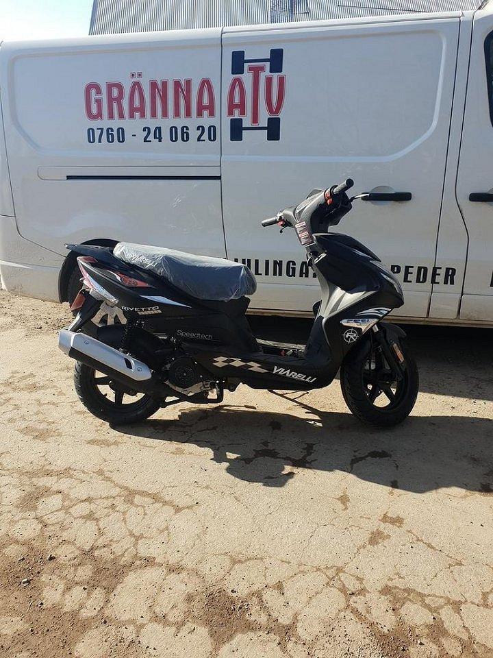 Viarelli Rivetto  OMG LEV!! Gränna ATV