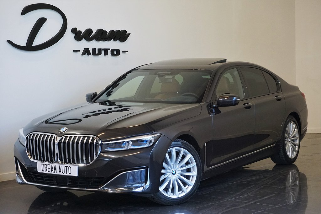 BMW 730 D INDIVIDUAL NYBILSGARANTI FRÅN 5500kr