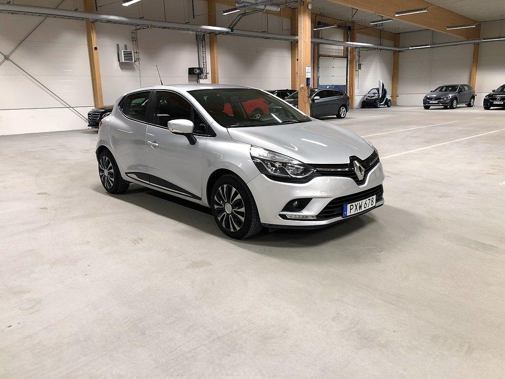 Renault Clio Ph II Energy TCe 90 Zen VINTERHJUL NAVI
