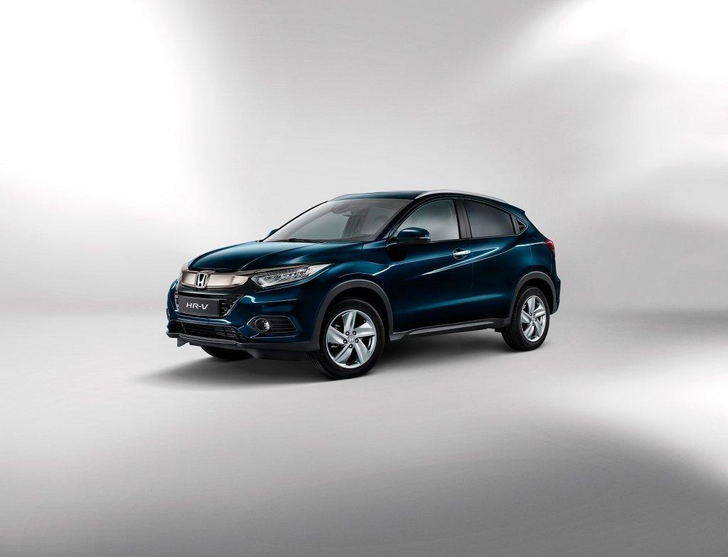 Honda HR-V 1.5 i-VTEC CVT Executive Navi 130HK