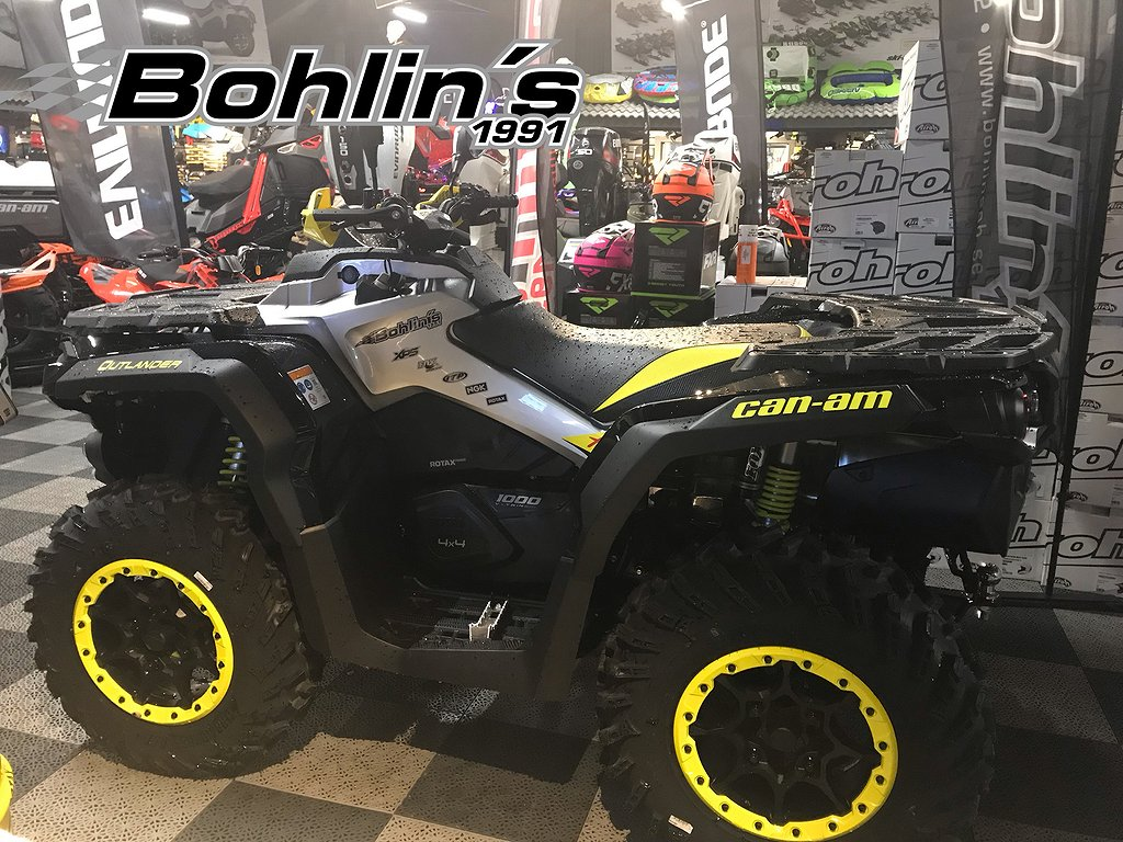 Can-Am OUTLANDER XXC 1000 T3B ABS -19