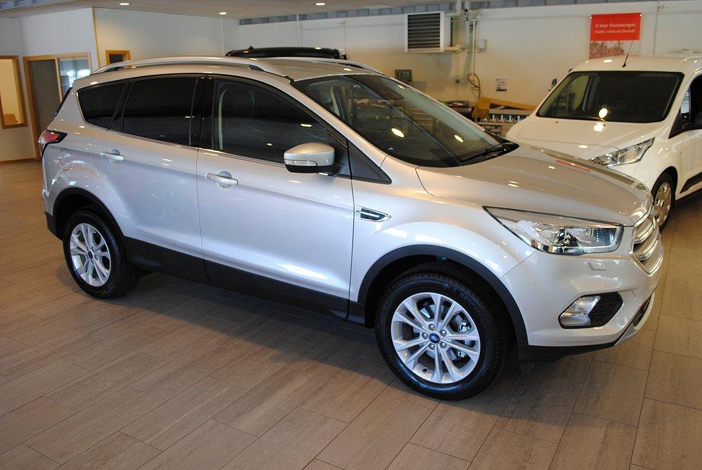 Ford Kuga 1.5T EcoBoost E85 Edition Titanium 150hk *Drag*
