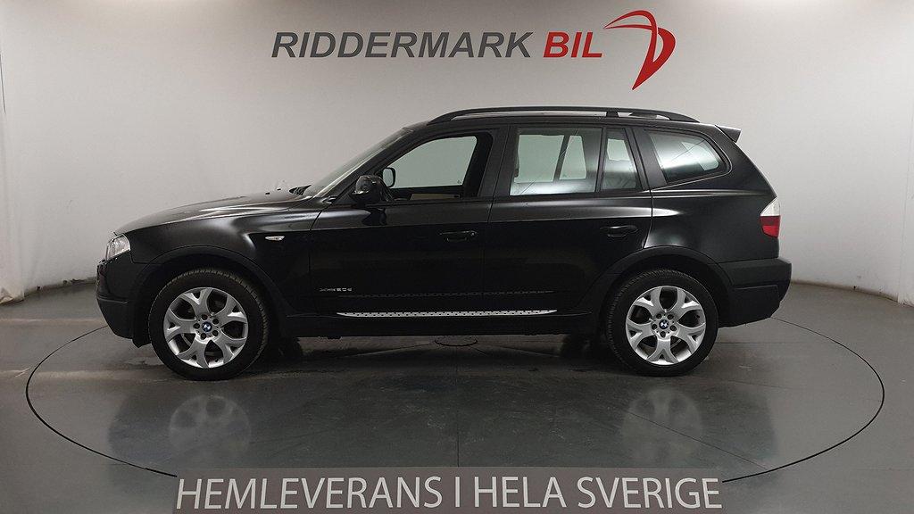 BMW X3 xDrive20d, E83 (177hk)
