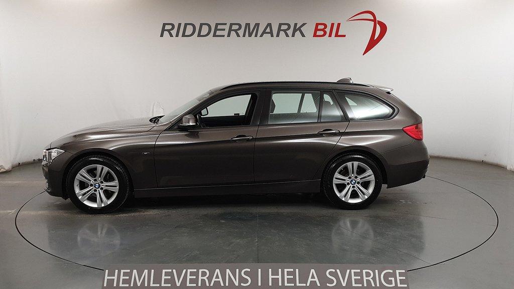 BMW 320d xDrive Touring, F31 (184hk)