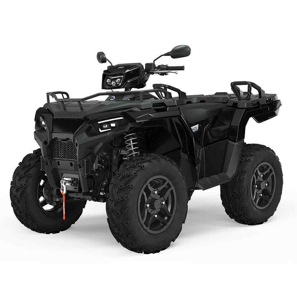 Polaris Sportsman 570 EPS Limited (Traktor B) 2021