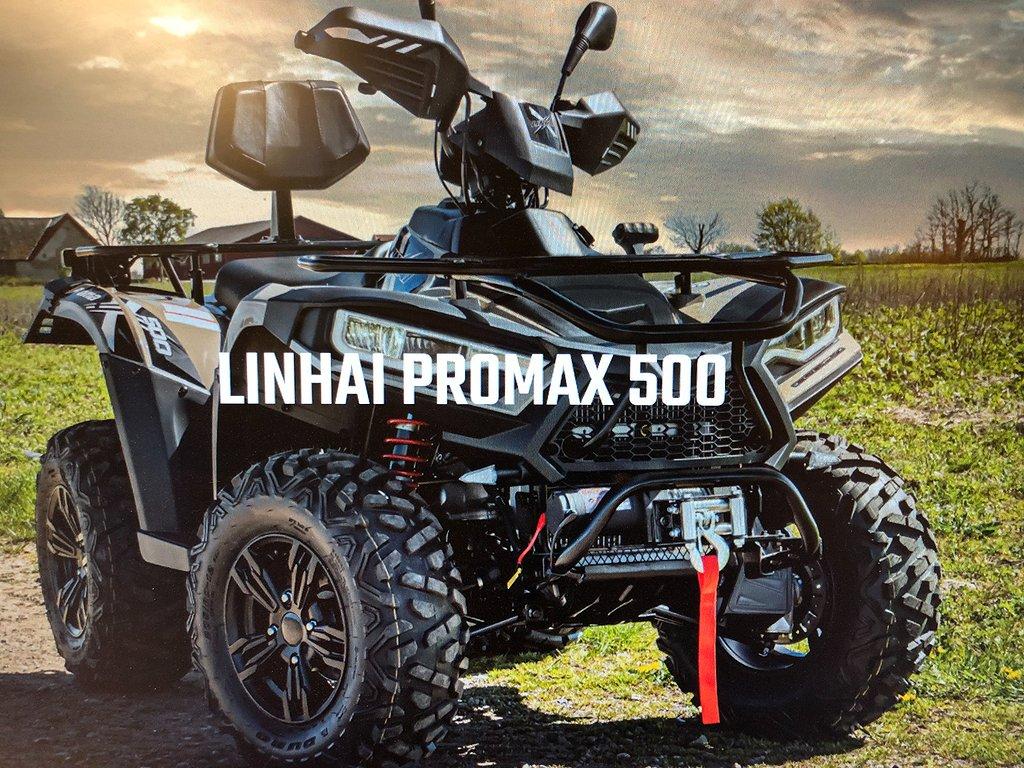 Linhai ATV 500D PROMAX EPS NYHET TRAKTOR