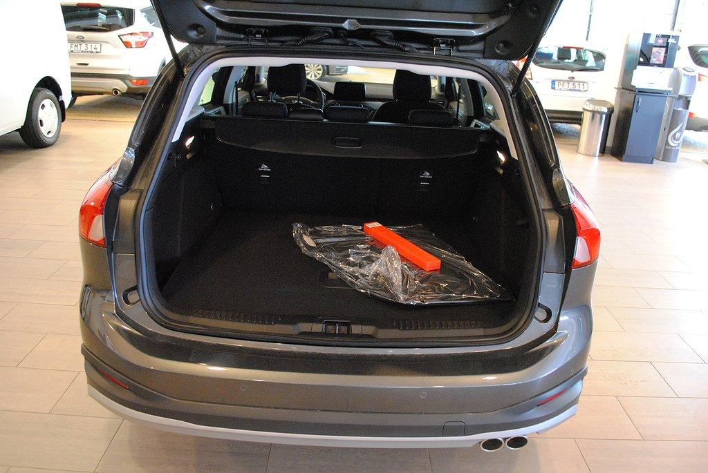 Ford Focus Active 1.0T EcoBoost Aut8 125hk Kombi