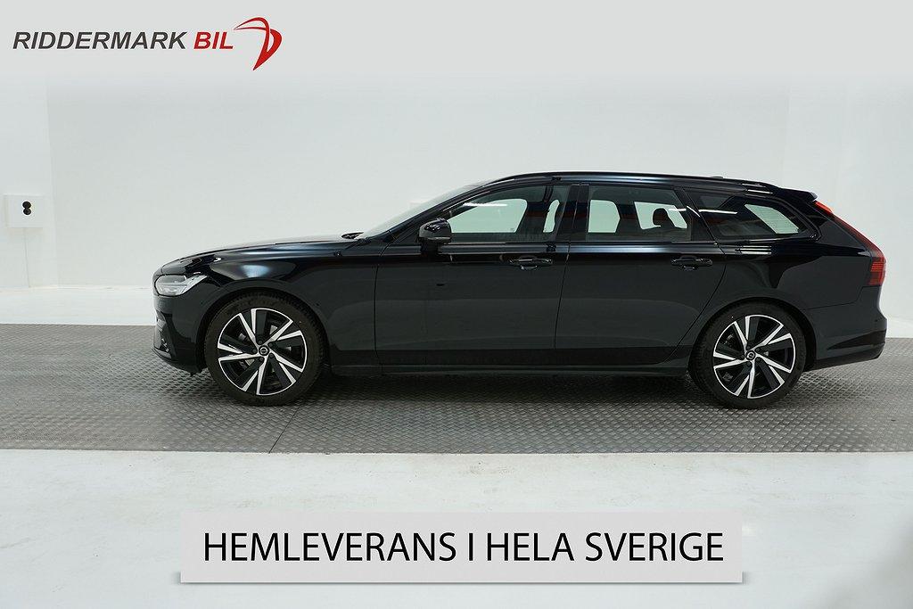 Volvo V90 B4 Mildhybrid, Bensin (190hk)