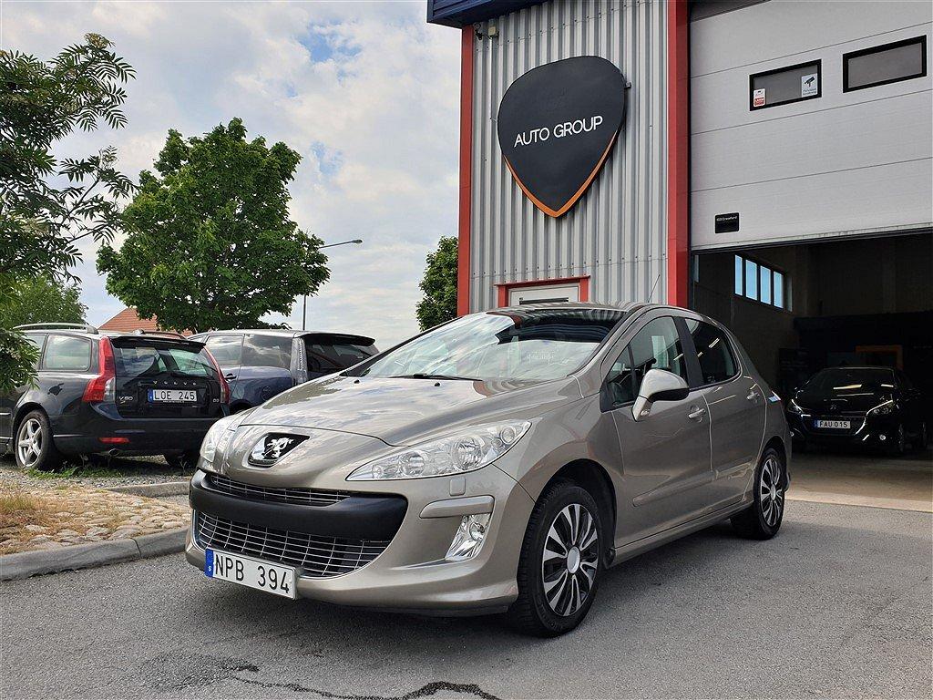 Peugeot 308 1.6 VTi Nyservad Nybesikad 0 Kontant