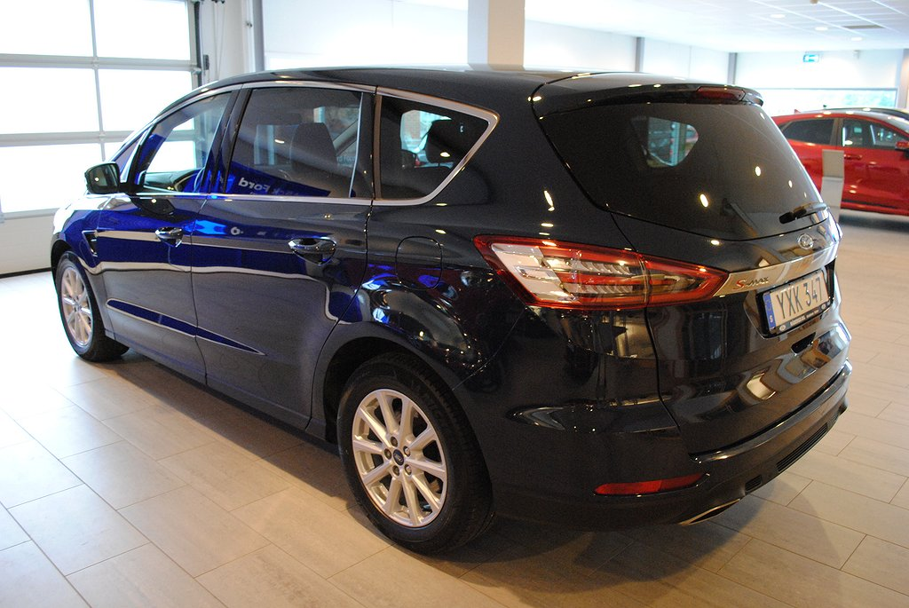 Ford S-Max 7-sits 2.0 TDCi 180hk Business