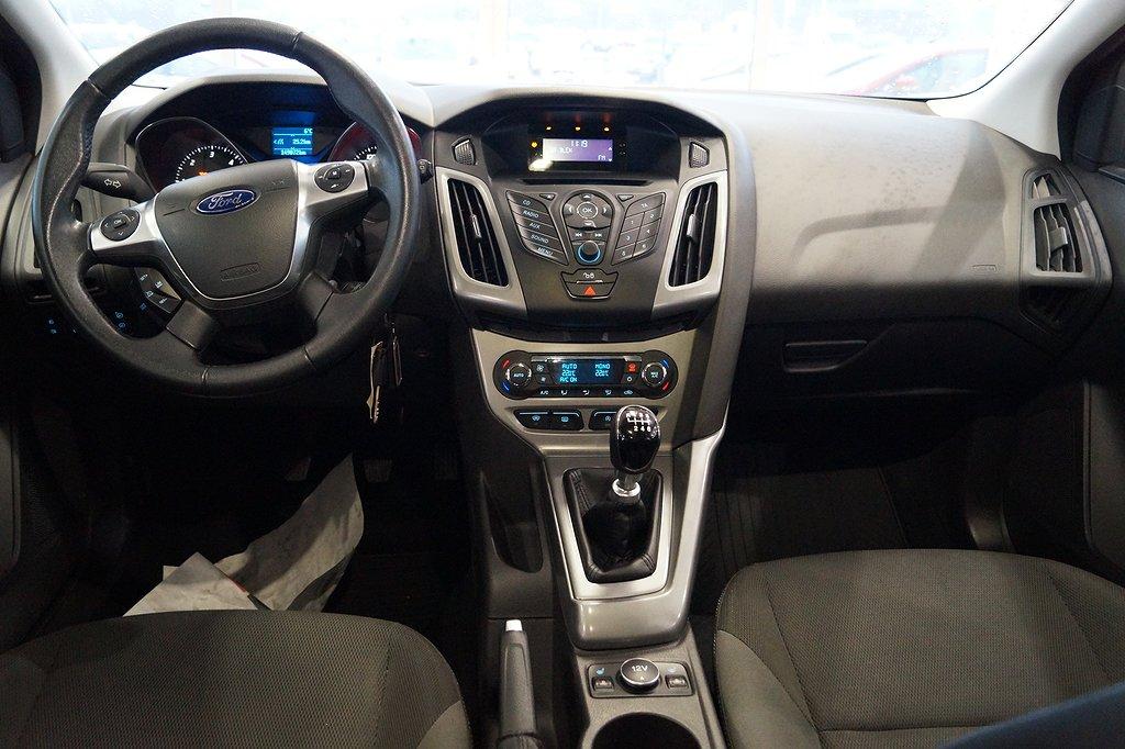 Ford Focus 1.6 TDCi 115hk Titanium Kombi