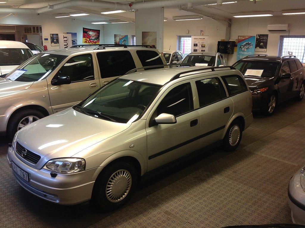 Opel Astra Caravan 1.6 101hk