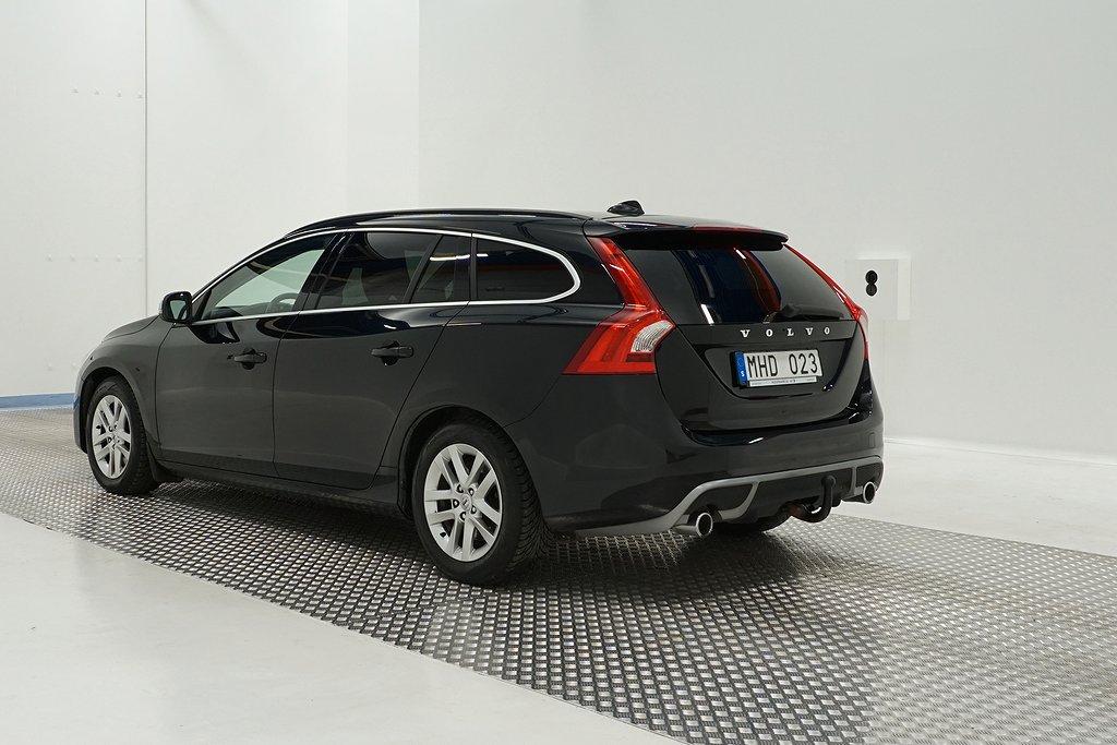 Volvo V60 D5 AWD (215hk)