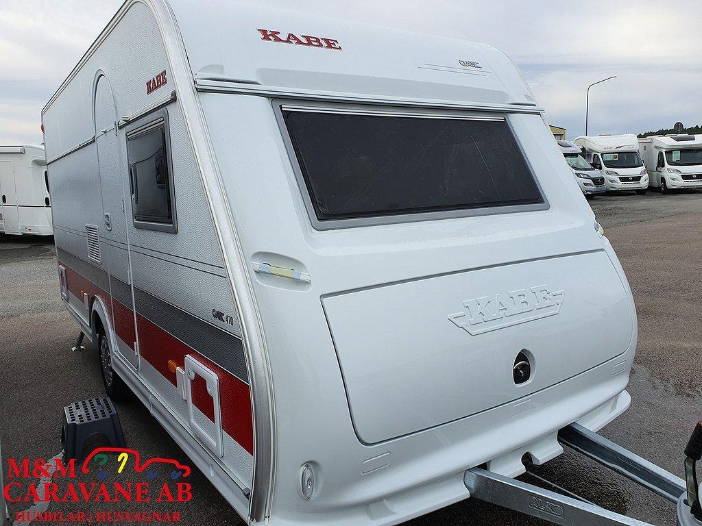 Kabe Classic 470 XL Std Dubbelbädd