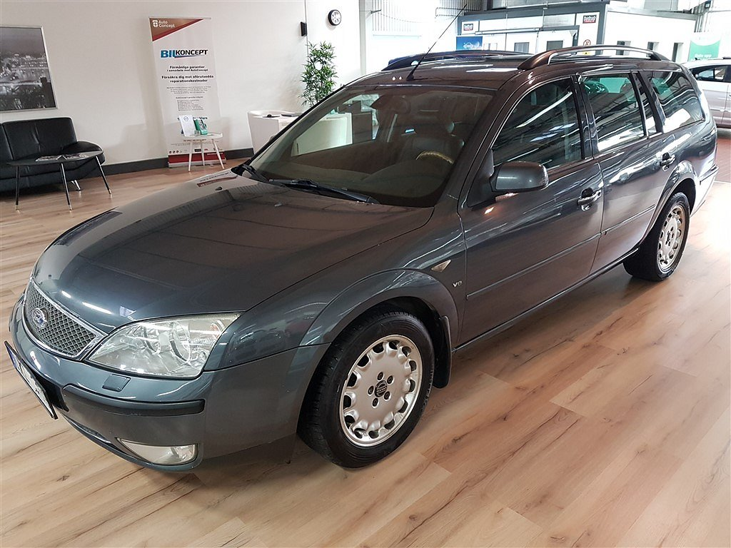 Ford Mondeo 2.5 170Hk Ghia Facelift