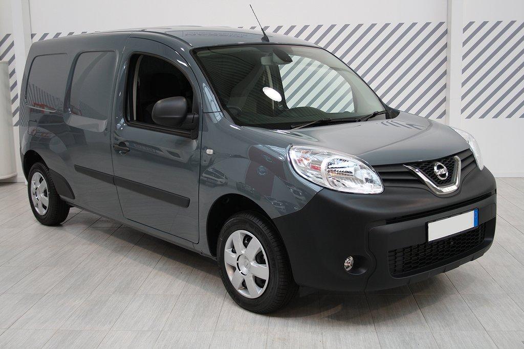 Nissan NV250 Vår nya Working Star!