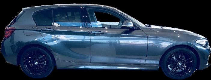 Modellbild av en BMW 1-serie