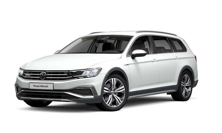 Volkswagen Passat Alltrack TDI 190 DSG Facelift