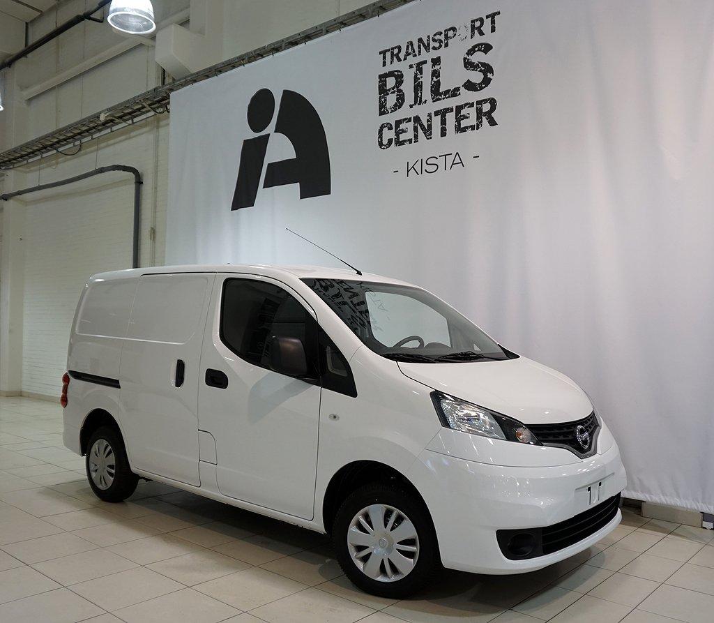 Nissan Nissan NV200 Comfort Plus Pack 110 HK 5 Års garanti / 16 000 mil