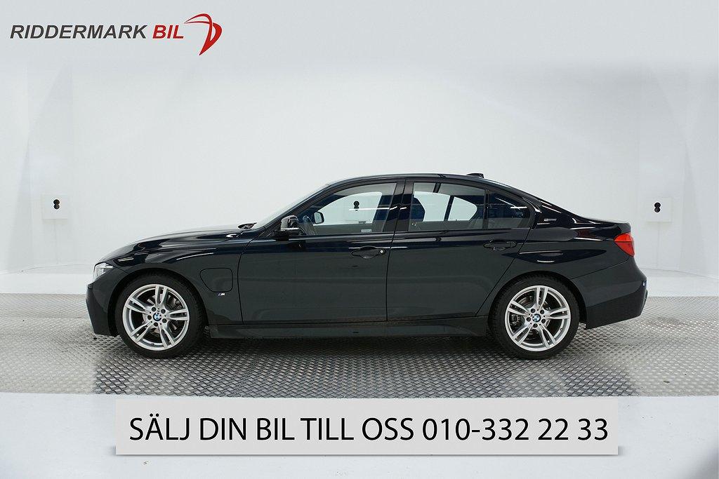 BMW 330e Sedan, F30 (252hk)