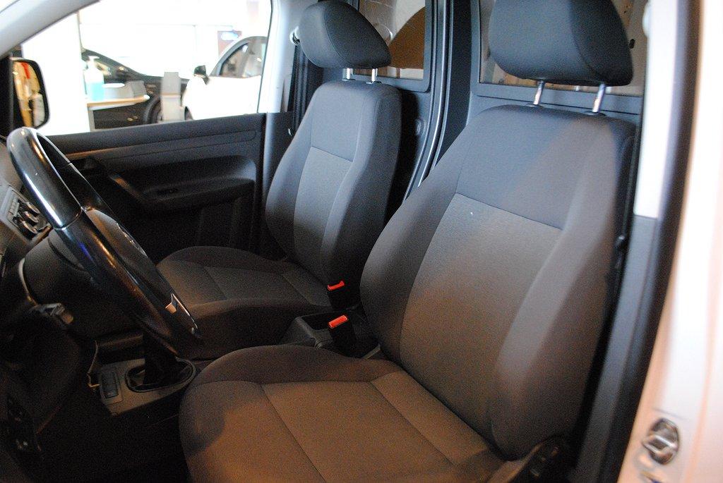 Volkswagen Caddy Skåp 1.6TDI Proline 75hk