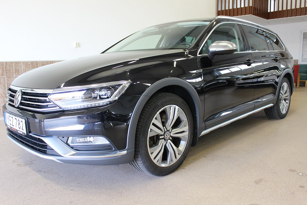 Volkswagen Passat Alltrack 2.0 TDI EU6 240 HK SCR BlueMotion 4Motion DSG