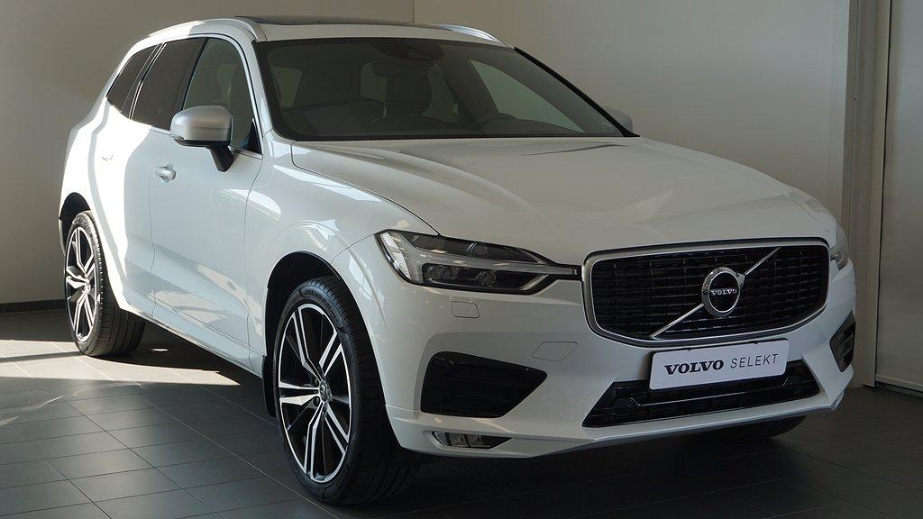 "Volvo XC60 D4 AWD R-Design UC 21\"""