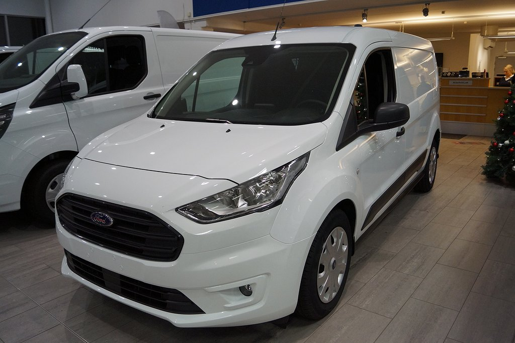 Ford Connect *Nya Modellen* L1 1.5 TDCi EcoBlue 100hk Trend