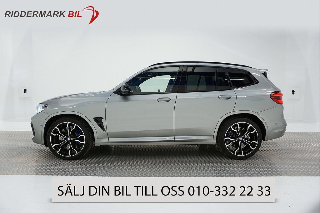 BMW X3 M Competition, G01 (510hk)