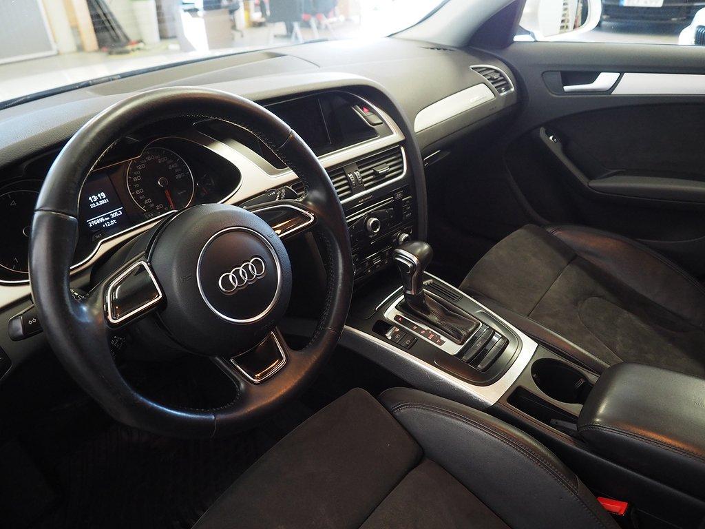 Audi A4 Avant 3.0 TDI V6 quattro 245hk Automat 2013