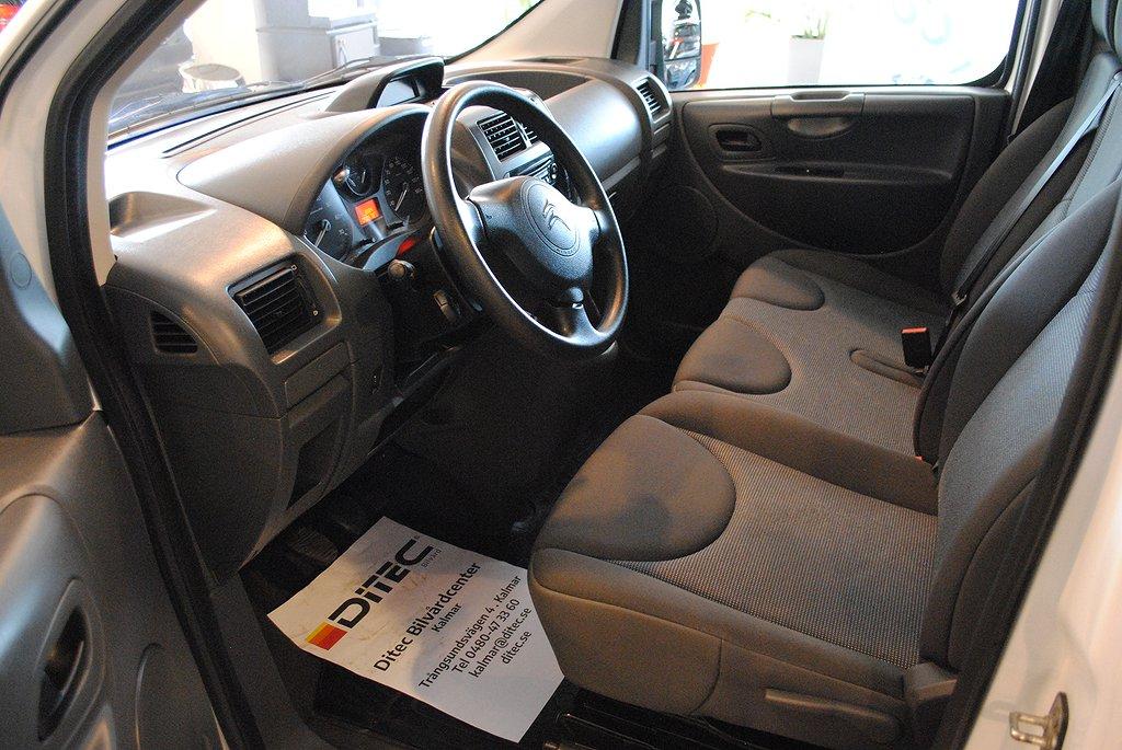 Citroën Jumpy *1.95%ränta&5000kr i fritt bränsle* Van 2.0 HDi 128hk