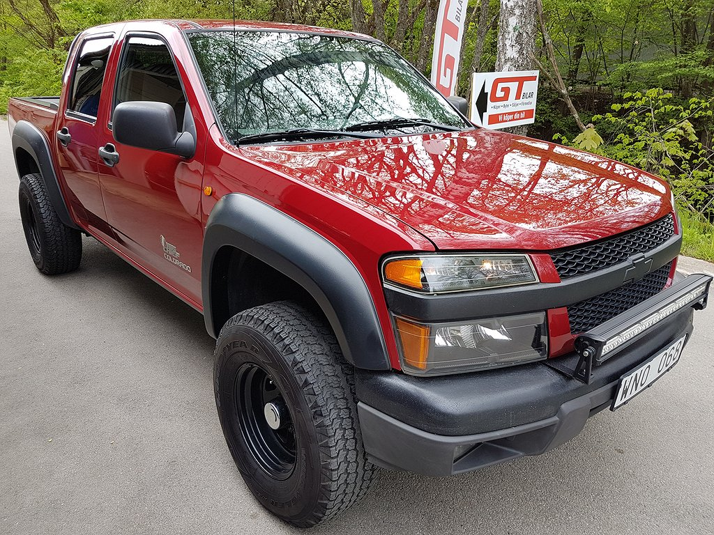 Chevrolet Colorado ###SÅLD###