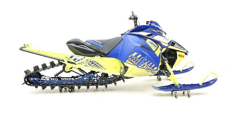 Yamaha SIDEWINDER MTX 153 LE STEG3 * Fri hemlev*